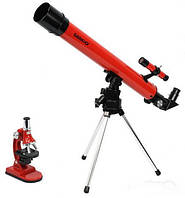 Комплект Телескоп и микроскоп Tasco 49TN