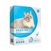 Капли Эффектвет для кошек от блох и клещей 0,5 мл (5 шт/уп.)