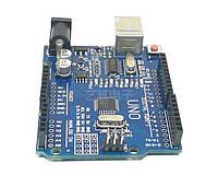 Модуль arduino XTWduino UNO R3 ATmega328P, фото 1