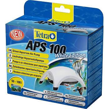 Компрессор Tetratec APS-100 белый, 50-100 л