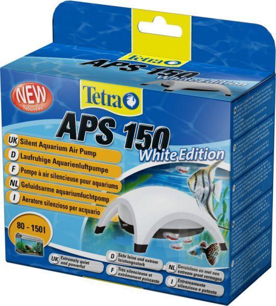 Компрессор Tetratec APS-150 белый, 80-150л - Зоо-Опт, интернет зоомагазин в Харькове