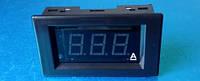 Амперметр V85DC до 10А (зелені цифри), фото 1