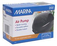 Hagen Marina 200 Air pump Компрессор двухканальный, 150-225л