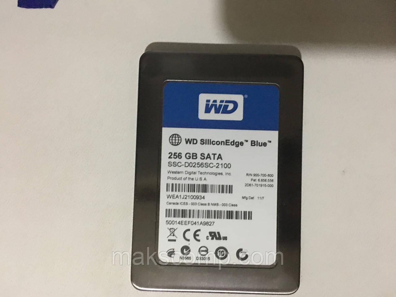 "SSD WD SiliconEdge 256GB 2.5"" SATAII MLC (SSC-D0256SC-2100)"
