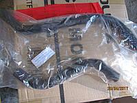 Патрубки печки Ваз 2108, 2109, 21099 моторный отсек 2шт РТИ Николаев (шланги отопителя)