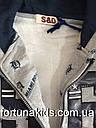 Трикотажные пайты с начесом для мальчиков S&D 116/122-140/146 р.р, фото 6