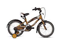 """Детский велосипед ARDIS CLASSIC 16""""  Коричневый"""