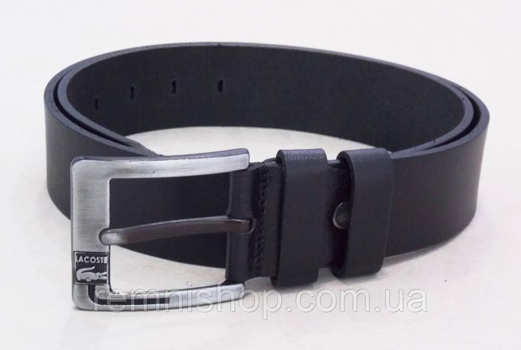 Кожаный ремень для джинсов Lacoste  продажа, цена в Днепре. ремни и ... ef716c22fd4