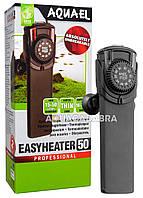 Aquael, PLASTIC HEATER EASY, Терморегулятор, 50Вт