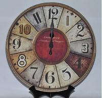 """Часы настенные """"Винтаж"""" (34 см) из МДФ"""