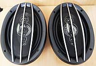 Автомобильная акустика колонки Pioneer SP-A6994 6x9 овалы (1000W) 3х полосные