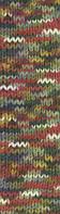 Турецкая пряжа Alize Superlana Maxi Multi Color для ручного вязания полушерсть №52088