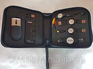 Портативний універсальний дорожній набір 7 в 1 (Portable USB Kit 7 in 1)