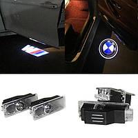 Подсветка двери BMW 5 E60 E90 F10 X5 X3 X6 X1 E70 E71 E81 E82