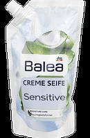 ЖИДКОЕ МЫЛО Balea Flüssigseife Sensitive Nachfüllpackung, 500 ml, Германия (Балеа) мягкая упаковка