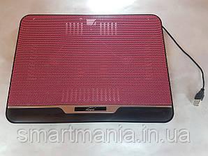 Охлаждающая подставка для ноутбука Notebook Cooler Hongtai