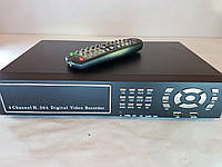 Видеорегистратор 4-х канальный hd DVR XKA-9204V на 4 камеры