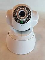 Поворотная IP камера с ИК подсветкой F980F проводная
