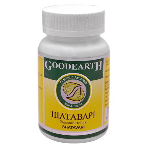 Шатавари - нормализует гормональный фон женщины (Shatawari, Goodcare Pharma), 60 капсул