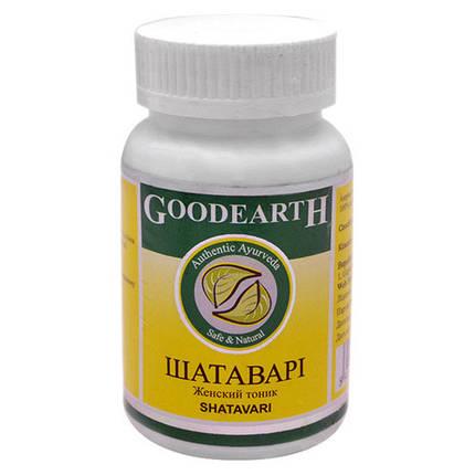 Шатавари - нормализует гормональный фон женщины (Shatawari, Goodcare Pharma), 60 капсул, фото 2