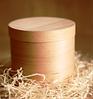 Коробка из шпона размер 145*145мм М00-КР4