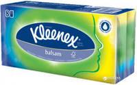 """Салфетка косметическая """"Kleenex"""" с бальзамом"""