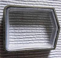Кольцо квадратное 20 мм, сатин