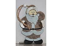 Новогодняя игрушка на ёлку Дед мороз 5063-4