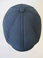 Мужские кепки восьмиклинки синего цвета, фото 1