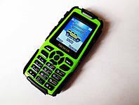 """Телефон Nokia LandRover M8 Зеленый - 2Sim - 1.8"""" - Fm - Bt - Camera - Противоударный"""