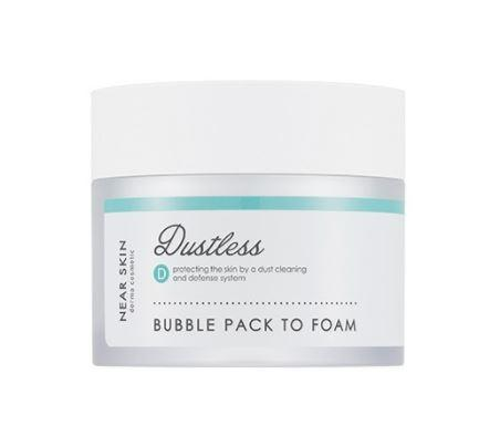 Missha Near Skin Dustless Bubble Pack To Foam Очищающая маска-пенка