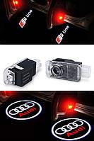 Підсвічування двері Audi A4 A3 A6 C5 Q7 Q5 A1-A5 TT A8 Q3 A7
