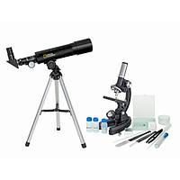 Комплет Телескоп и микроскоп National Geographic
