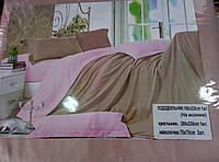 Двухспальный качественный постельный комплект