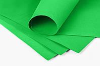 Набор фоамиран светло-зеленый, 60*70 см. (10 листов)