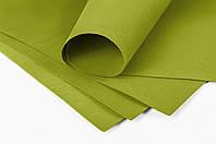 Набор фоамиран оливковый, 60*70 см. (10 листов)