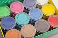 Флок для декорирования в ассортименте 12-ти цветов. Цена за 1 шт