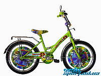Велосипед детский Мадагаскар (20 дюймов) Распродажа