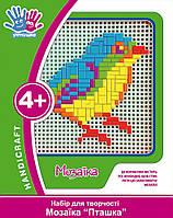Набор для творчества 3D Мозаика ТМ 1 Вересня Птичка 951052