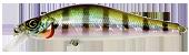 Воблер Strike Pro Archback 80SP 10.3гр 630V