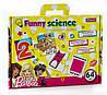 Набор для творчества ТМ 1 Вересня Funny science Barbie 953064 1 Вересня