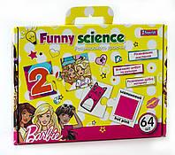 Набор для творчества ТМ 1 Вересня Funny science Barbie 953064 1 Вересня, фото 1