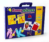 Набор для творчества ТМ 1 Вересня Funny science Английский алфавит 953058 1 Вересня, фото 1