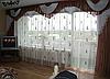 Ламбрекен со шторами 4 м
