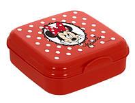 """Ланч-бокс Herevin """"Disney Minnie Mouse2"""" детский"""