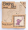 Набор для творчества Стринг-арт Слоник 952901 1 Вересня