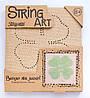 Набор для творчества Стринг-арт Цветок 952899 1 Вересня