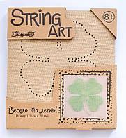 Набор для творчества Стринг-арт Цветок 952899 1 Вересня, фото 1