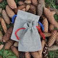 Упаковочные мешочки из льна