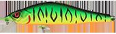 Воблер Strike Pro Archback 80SP 10.3гр GC01S